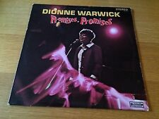 DIONNE WARWICK - PROMISES PROMISES - 1968 USA LP EX - MORE SOUL IN MY EBAY SHOP