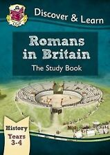 KS2 Discover & Learn: History - Romans in Britain Study Book, Year 3 & 4 by...