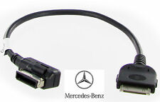 Mercedes iPod iPhone cable lead adapter A B C CLK S CL E SLK CLS Class CT29IP14