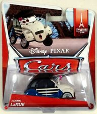 Disney Pixar Cars 2014 LOUIS LaRUE Paris Tour 6/7 Diecast 1:55 Scale NEW