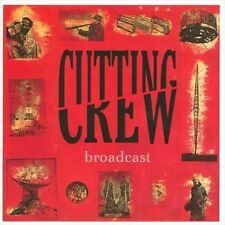 Broadcast [Bonus Tracks] by Cutting Crew (CD, May-2010, Cherry Pop)