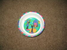 wow!! vintage hunchback of notre dame bowl!! very cool!! disney rare collectible