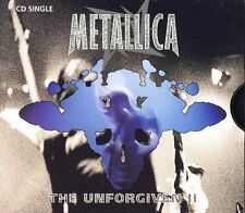 The Unforgiven [Single] [Slipcase] by Metallica (CD, Mar-1998, Elektra (Label))