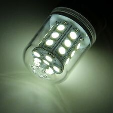 12W E26/E27 LED Corn Lights T 27 SMD 5050 1050 lm Cool White Lamp AC 85-265 V