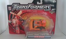 Transformers RID 2001 WEDGE MOSC landfill