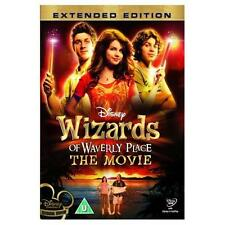 Wizards Of Waverly Place The Movie (Disney) New DVD R4