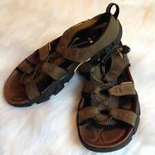 Women's Sarasota Keen Shoes Sandal Size 9 Xt 0108 Waterproof Brown