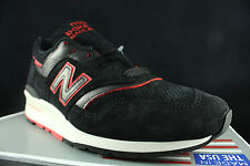 NEW BALANCE 997 MADE IN USA EXPLORE BY AIR BLACK RED M997DEXP SZ 10.5