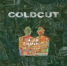 COLDCUT - SOUND MIRRORS, Limited Edition (5 Tracks Bonus CD), Brand New & Sealed