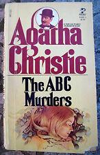 1963 ROMANZO DI AGATHA CHRISTIE 'THE ABC MURDERS' IN LINGUA INGLESE