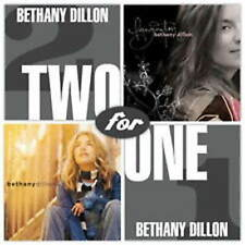 BETHANY DILLON Bethany Dillon/Imagination OOP 2 CD SET FEMME CHRISTIAN FOLK