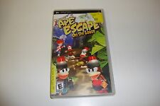 PSP Ape Escape On the Loose Play Station Portable Sony
