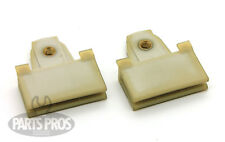 NEW Lift-Mark Window Sash Connector Clip Set / FOR 1999-05 GRAND AM & ALERO