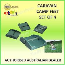 Caravan Camp Feet New Parts Accessories Camping Camper Trailer Travel RV