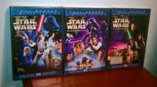 STAR WARS TRILOGY 6 DISC FULLSCREEN ORIGINAL THEATRICAL RELEASE HAN SHOOTS FIRST