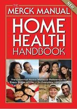 The Merck Manual Home Health Handbook by Merck Editors (2009, Hardcover)