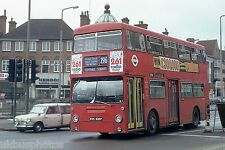 London Transport DMS1932 Hendon Central 1979 Bus Photo