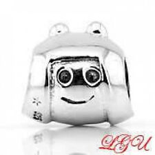 AUTHENTIC CHAMILIA STERLING SILVER SISTERS GIRL FACE EUROPEAN BEAD CHARM