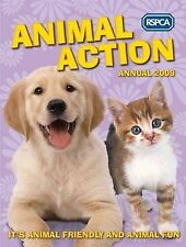 The RSPCA Animal Action Annual 2009, Sarah Evans