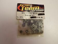FACTORY TEAM BY TEAM ASSOCIATED - NTC3 FT PTFE SEALED BEARING KIT - Model # 1711