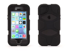 Griffin iPhone 5/5s, iPhone SE Rugged Case, Survivor All-Terrain Case, Black