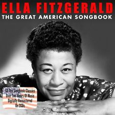 Ella Fitzgerald - Great American Songbook (2CD 2007) NEW/SEALED