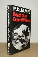 P D James - Death of an Expert Witness - 1st/1st