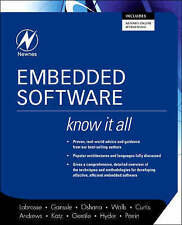 Embedded Software: Know it All by Jason Andrews, Kamal Hyder, Bob Perrin, Jack G