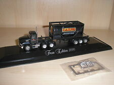 "MACK CAINS Beer container TRUCK ""Faxe Edition 2000"" in 1:87 from Herpa"