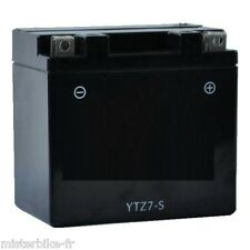 Batterie YTZ7S CTZ7S Moto Scooter Quad battery Batterie de Qualité garantie 1An