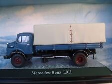 1:43 PREMIUM CLASSIXXs (Germany) MERCEDES -Benz L 911 truck limited 1 of 1000