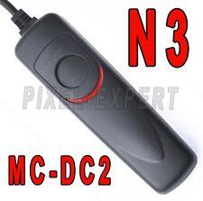 MC-DC2 NIKON TELECOMANDO SCATTO REMOTO D7100 D5100 D5200 D5300 D90 D7000 D610