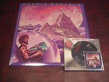HERBIE HANDCOCK THRUST Jazz Rock Fusion RARE COLUMBIA RECORDS PC-32965 LP + SACD