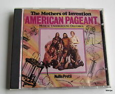 CD:Mothers of Invention-American pageant  ***orig.Duchesse1989 Europe