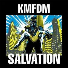 KMFDM Salvation EP LIMITED CD 2015