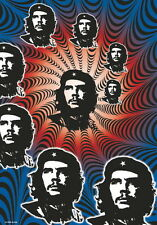 CHE GUEVARA FAHNE / FLAGGE 619 POSTER FLAG POSTERFLAGGE