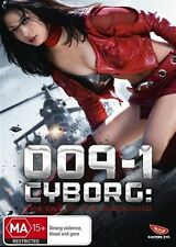 009-1 Cyborg - The End Of The Beginning (DVD, 2014)-REGION  4--Free postage