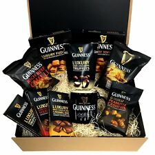 Guinness Luxury Gift Hamper Containing a Selection of Confectionery and Gourmet