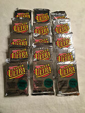1992 FLEER ULTRA FOOTBALL JUMBO PACKS (WAX)