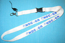 NATO Deployable Corps Greece Schlüsselband Lanyard NEU (T133)