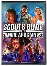 Scouts Guide To The Zombie Apocalypse (2016, DVD NIEUW)