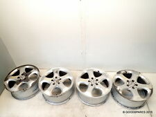"Alloy Wheel Rims x4 -17""- Mercedes  E class W210"