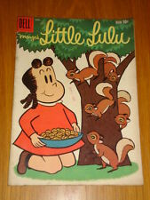 MARGE'S LITTLE LULU #142 VG (4.0) 1960 DELL PUBLISHING COMIC