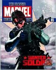 Classic Marvel Figurine Collection Magazine 85 Winter Soldier Eaglemoss