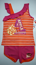 Apple Bottom Girl's Outfit Shirt & Shorts Set Size 3T