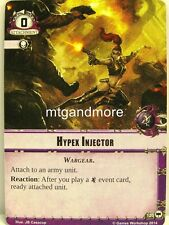 Warhammer 40000 Conquest LCG - Hypex Injector  #120 - Base Set