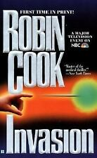 Invasion by Robin Cook (1997, Paperback)