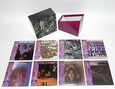 DEEP PURPLE, DAVID COVERDALE / JAPAN Mini LP HQ CD x 8 titles + PROMO BOX Set!!