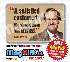 Fawlty Towers Inspired Novelty Fridge Magnet - John Cleese - Basil Fawlty Hotel