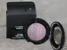 NIB LED MAC MINERALIZE EYE SHADOW in NATURAL, LEAP
